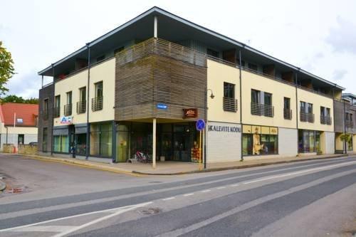 Kuressaare Tallinn Street Apartments