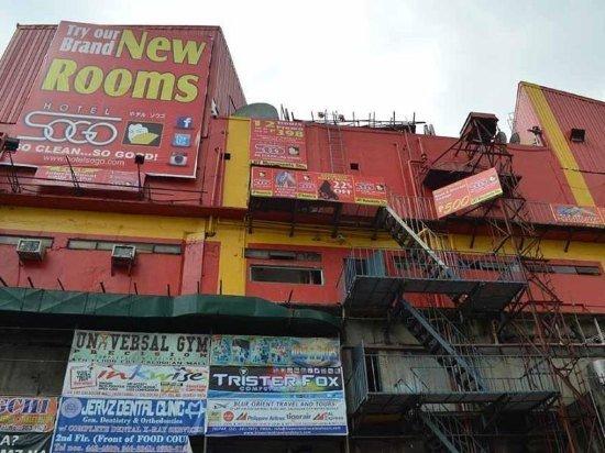 Hotel Sogo Lrt Monumento Station Manila Bandingkan Promo
