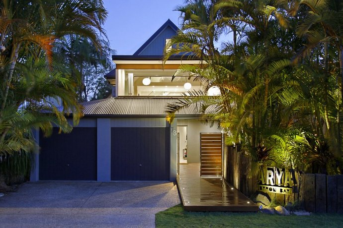 Photo: Arya Holiday House Byron Bay