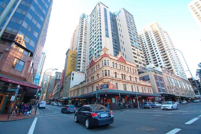 Photo: Sydney Central Inn