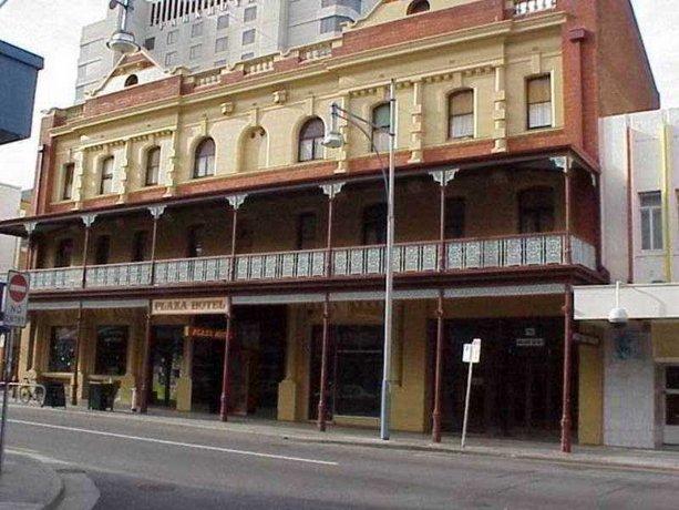 Photo: Plaza Hotel Adelaide