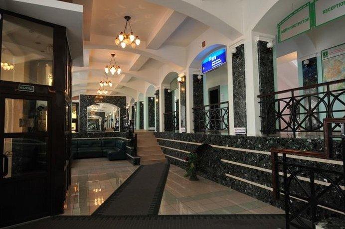 Гостиница Сож