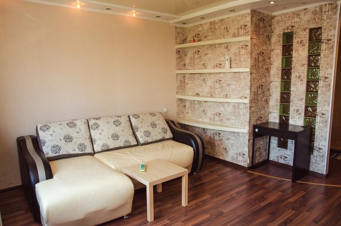 Apartment on Ordzhonikidze 33