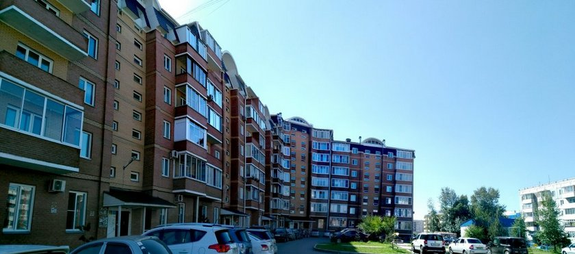Апартаменты NG на Торосова