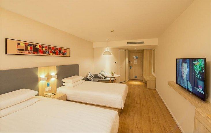 Hanting Hotel Weifang Beihai Road Futian Leiwo Images