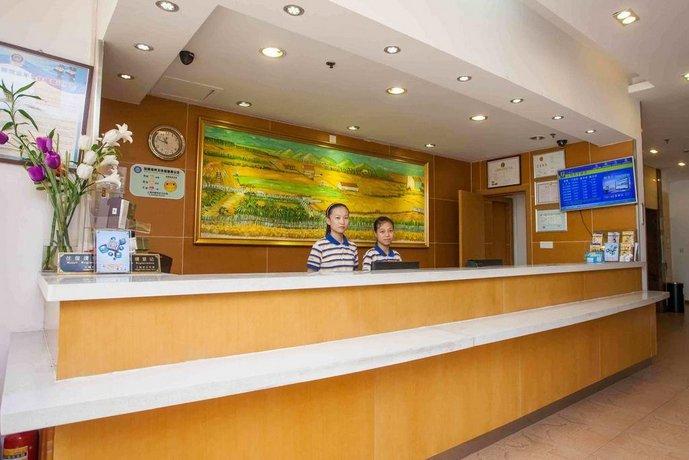 7days Inn Qinhuangdao Changli Jieyang Street