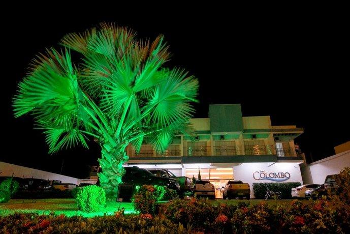Hotel Colombo Barra do Garcas Images