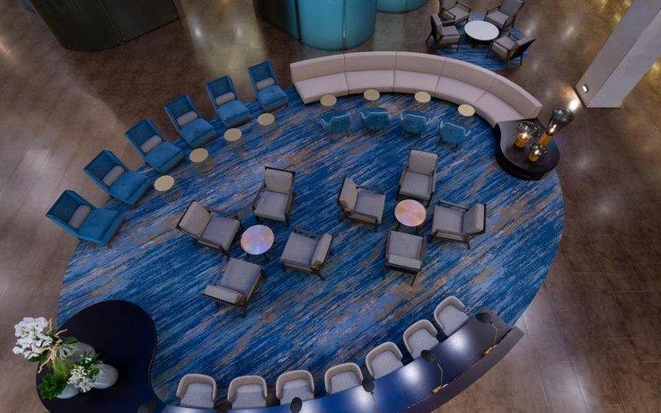 Отель DoubleTree by Hilton Moscow Vnukovo Airport