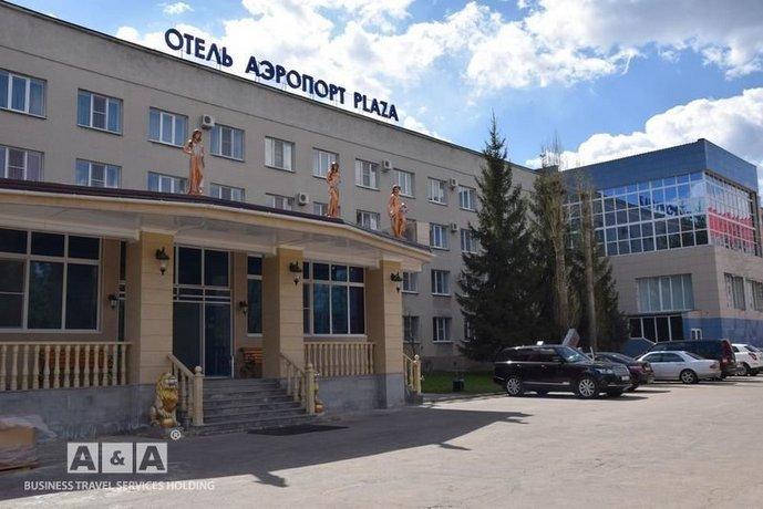 Отель Аэропорт Plaza