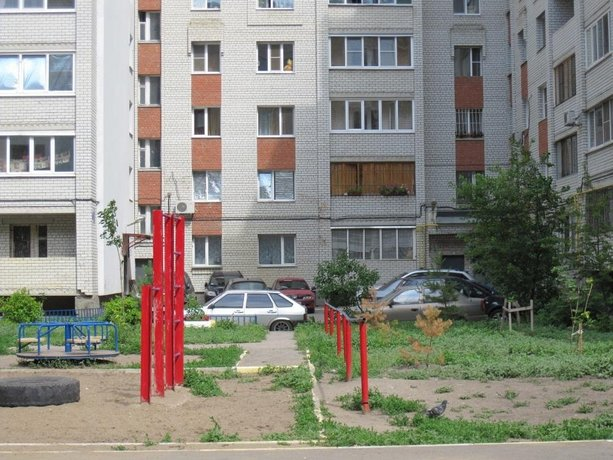 Апартаменты Луговая 100