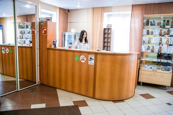 Hotel NASH Safari