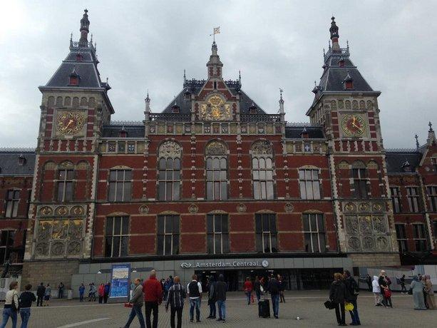 Sleep At Slim Amsterdam