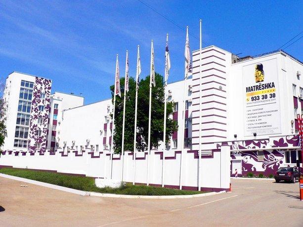 Отель Matreshka Plaza