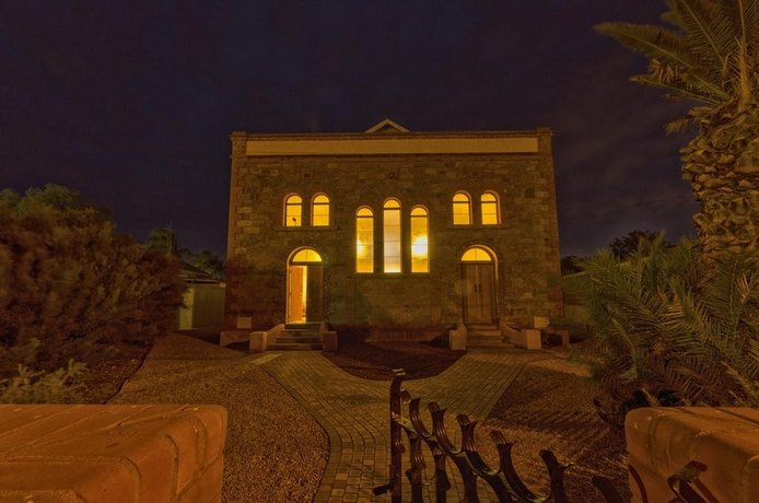 Broken Hill Outback Church Stay Images