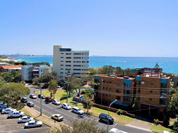 Photo: Parkyn Place 6 - 3 BDRM Oceanview Apt on Mooloolaba Spit