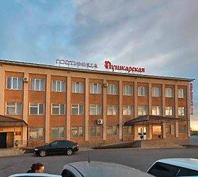 Pushkarskaya