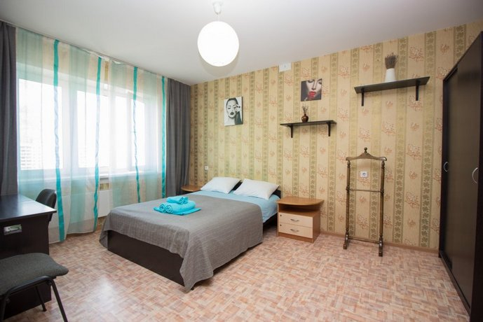 Апартаменты DomVistel на Спортивной 15