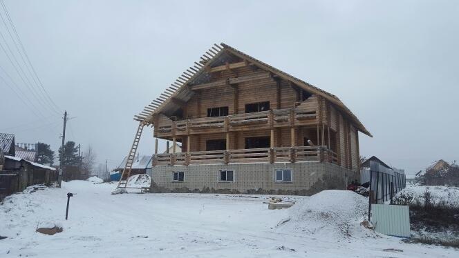 Гостевой дом Мышкин двор Барабановъ