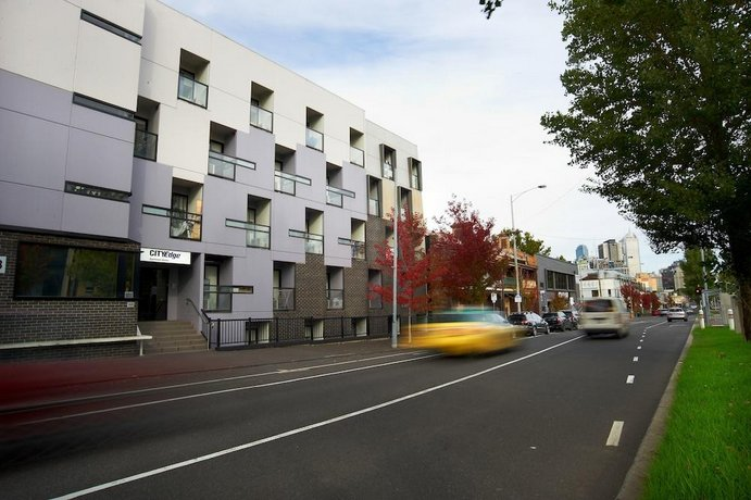 Photo: City Edge North Melbourne Apartment Hotel