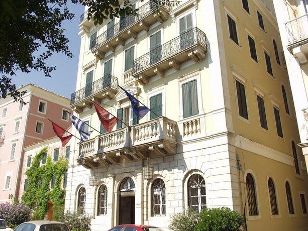 Cavalieri Hotel Corfu