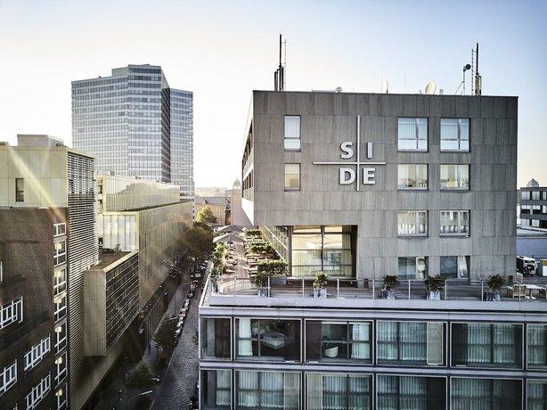 SIDE Design Hotel Hamburg