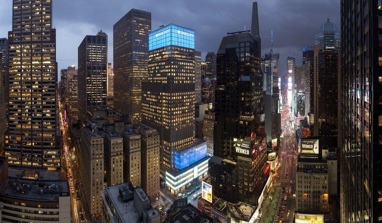 M Social Hotel Times Square New York