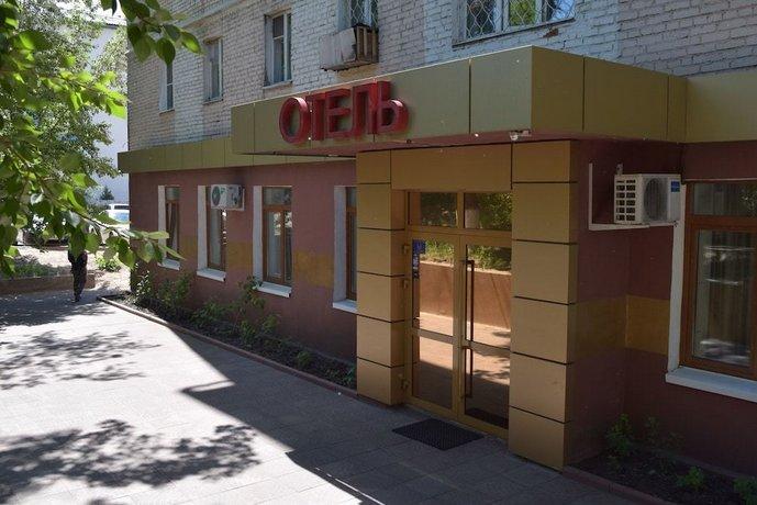 Гостиница Улан