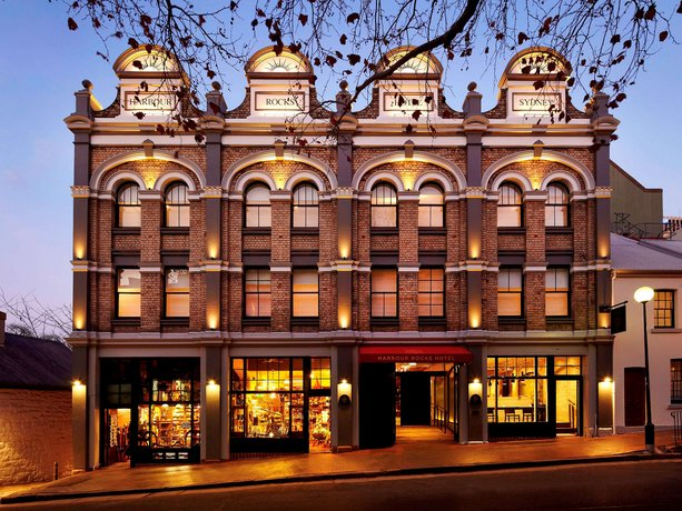 Photo: Harbour Rocks Hotel Sydney MGallery by Sofitel