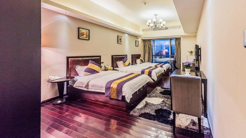 Nuomo Grand Continental Service Apartments Jinyuan