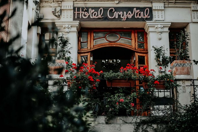 Hotel Crystal Reims Centre