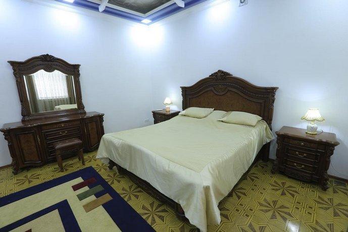 Yellow Hostel Dushanbe