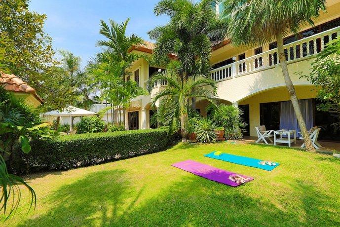 Siam Pool Villa Pattaya