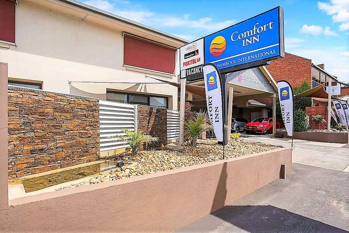 Photo: Comfort Inn Warrnambool International