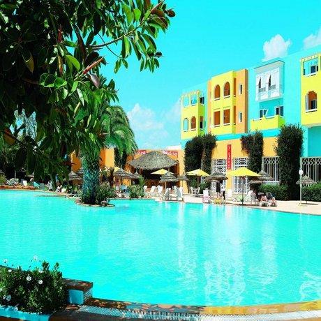 Caribbean World Beach and Garden Hotel Hammamet