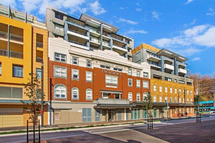 Photo: Quality Apartments City Centre Newcastle