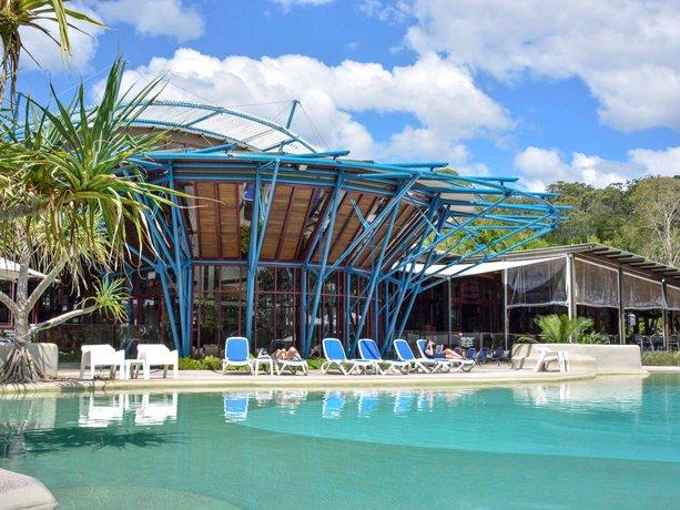 Photo: Mercure Kingfisher Bay Resort Fraser Island