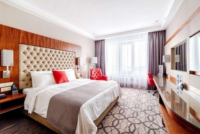 Отель Ramada Plaza Voronezh City Centre