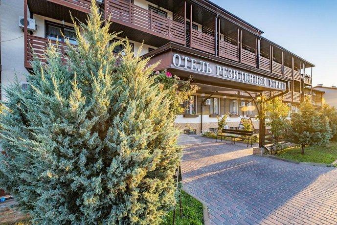 Отель Резиденция Утриш