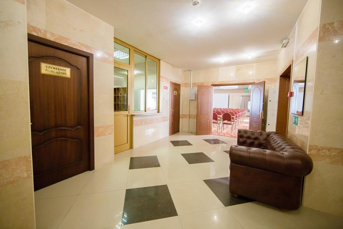 Отель Монблан