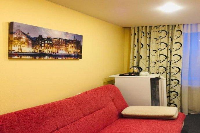 Гостиница Беломорская