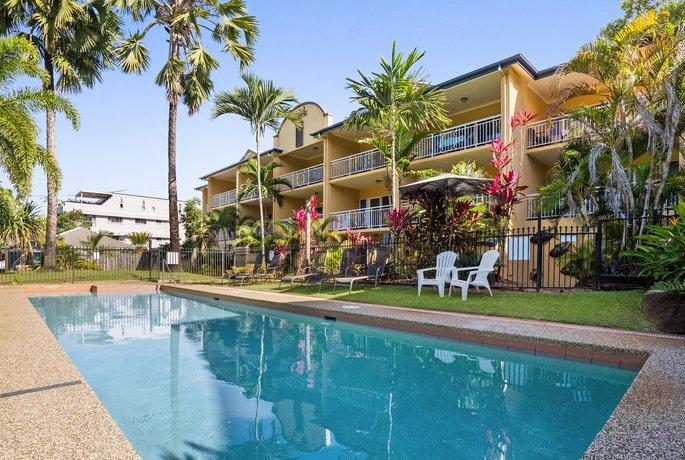 Photo: The York Beachfront Holiday Apartments
