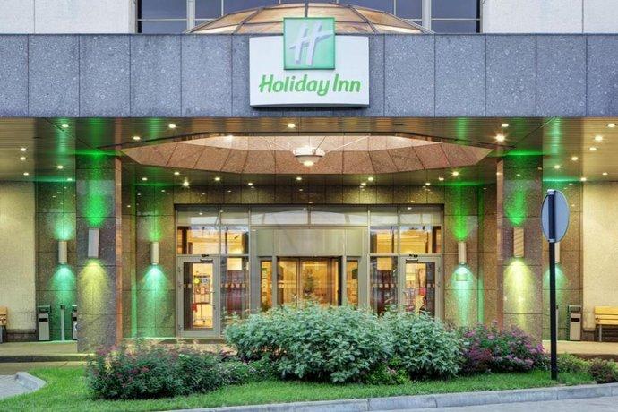 Отель Holiday Inn Moscow Сокольники