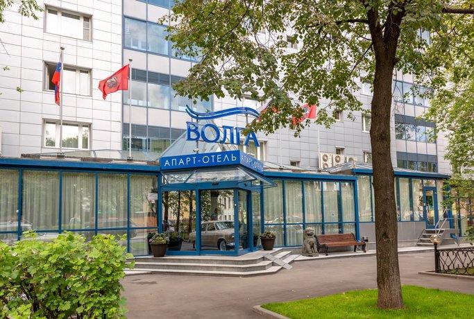 Апарт-отель Волга