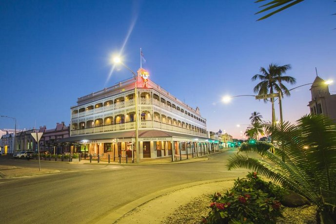 Photo: Heritage Hotel Rockhampton