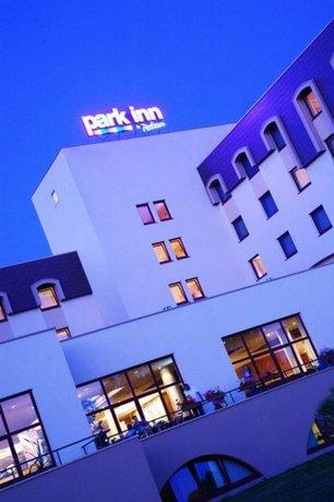 Отель Park Inn Veliky Novgorod