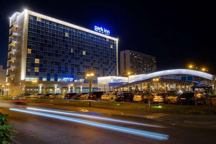 Отель Park Inn Новокузнецк