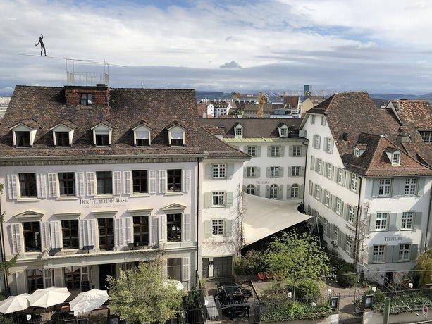 SET Hotel Residence by Teufelhof Basel