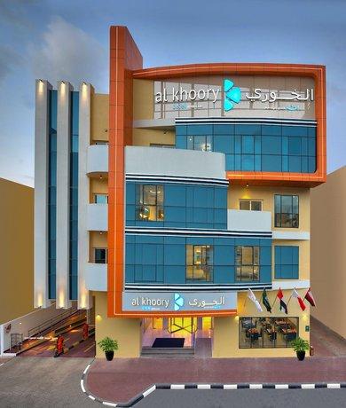 Al Khoory Inn Bur Dubai 이미지