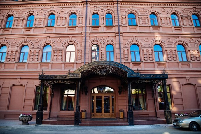 Гостиница Астраханская
