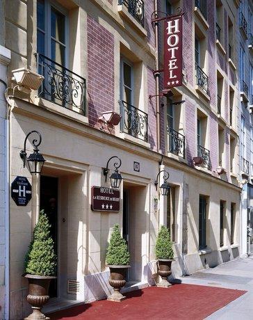 Hôtel la Residence Du Berry